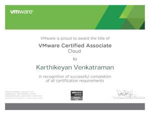 Karthick-VCA-Cloud-certificate