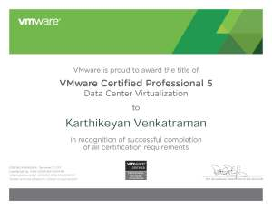 Karthick-VCP-DCV-5.1-Certificate